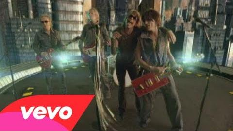Aerosmith - Fly Away From Here