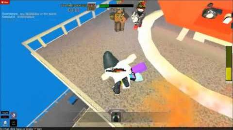 Roblox R2D2 Hunter pounce 3
