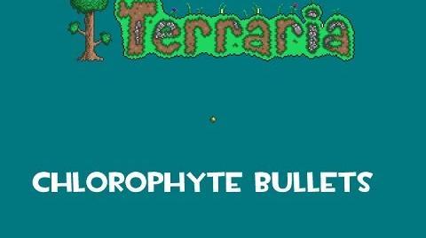 Terraria - Chlorophyte Bullets
