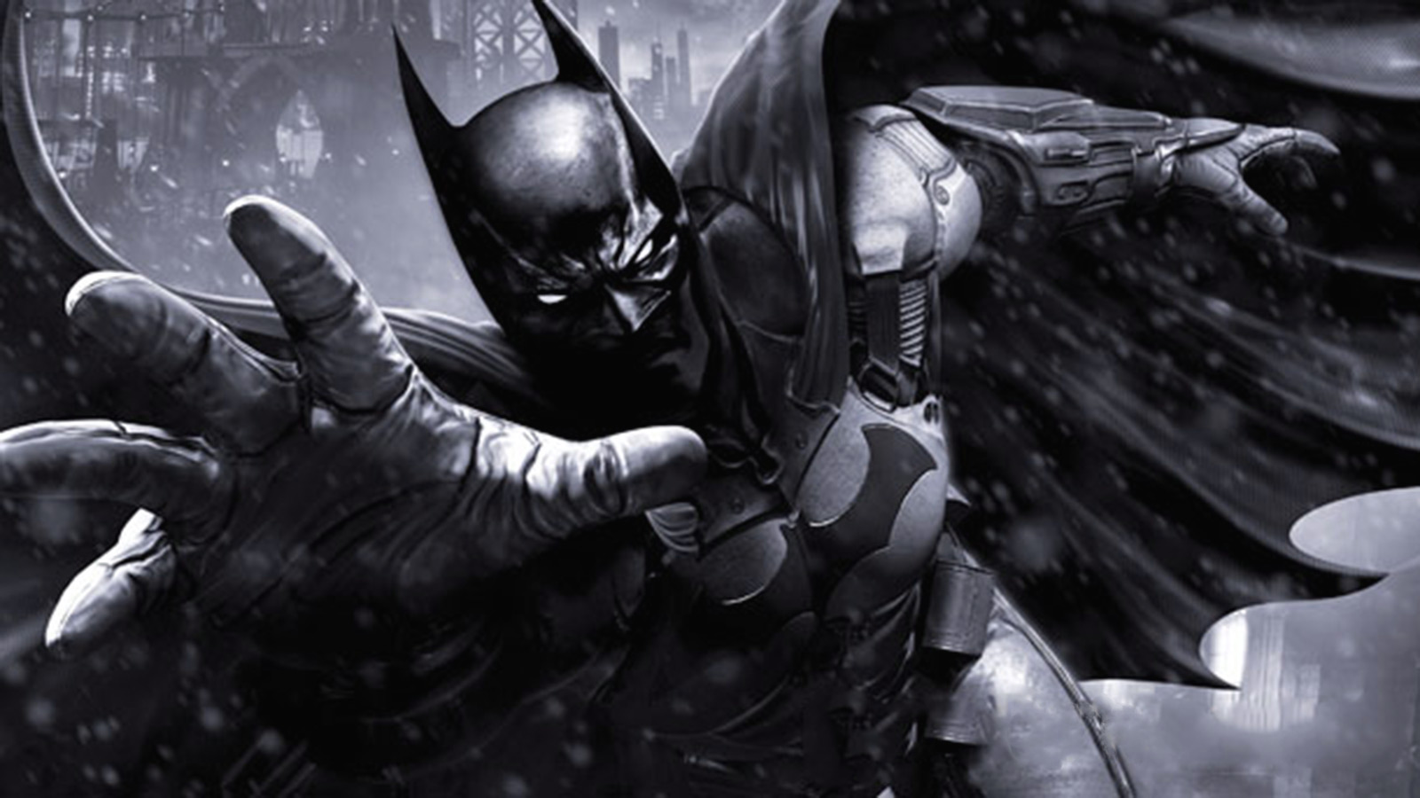 Batman Arkham Origins Background Wallpaper Jpg