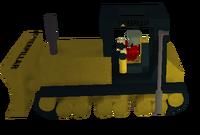 Bulldozer armor
