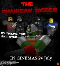 ChainsawDiggerPoster