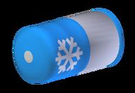 Ice pill