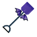 Shovel batwing icon