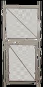 Fencedoor cleanversion