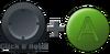 StickClickHold A Button