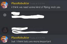 Bat from R2D1