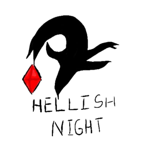 Hellish Night Logo