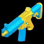 HK416-Blue-Toy
