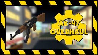 UNOFFICIAL R2DA - AK-47 Overhaul Animations