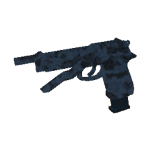CSG M93R Navy