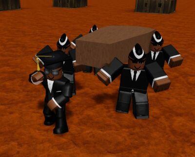 Coffin bois