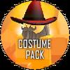 Halloween elemental costume icon