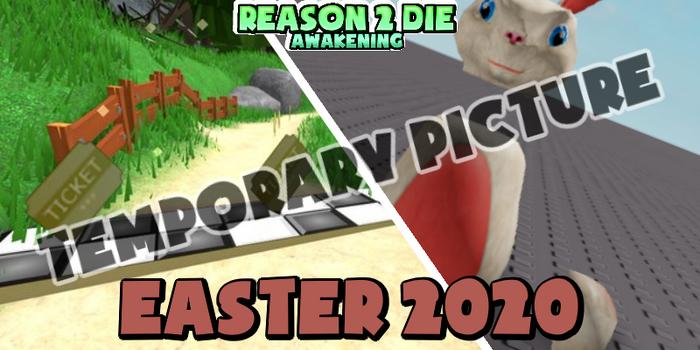 Easter2020 temp head