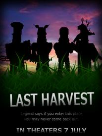 Last Harvest Movie Poster LS
