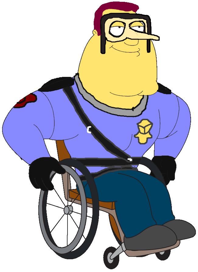 Pootis disabled