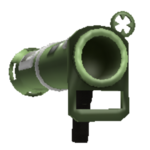 Weapon bazooka
