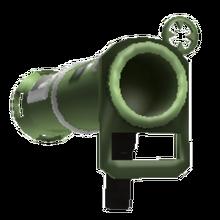Weapon bazooka
