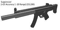 Mp5suppressor