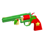 Colt Python - Christmas