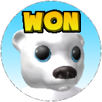 Won Christmas Event 2015 - Badge