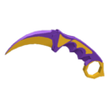Karambit - Royal Thunder
