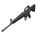 M16A1Forest