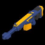 Barrett 50 Cal. - Impact Drill