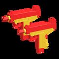 Uzi-Red-Toy
