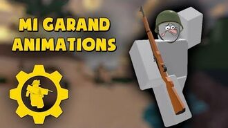 M1 Garand Animations - R2D A Suggestion