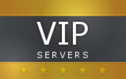 VIP Servers | R2DA Wikia | FANDOM powered by Wikia