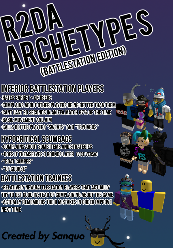 Battlestation Archetypes