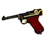 Luger P08 - The Red Baron