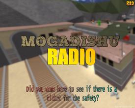 MogadishuRadio Logo