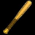 Baseball Bat - Golden