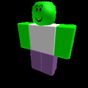 Roblox Green Homer