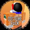 Ticker Costume