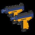Mini Uzis - Impact Drill