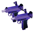 Mini uzi batwing icon