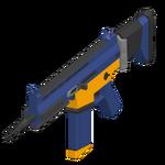 Scar-H - Impact Drill