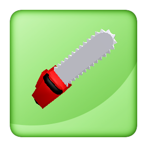 ButtonChainsaw