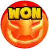 Won Halloween Event 2016 Badge