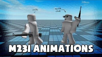 M231 Animations - R2D A Suggestion