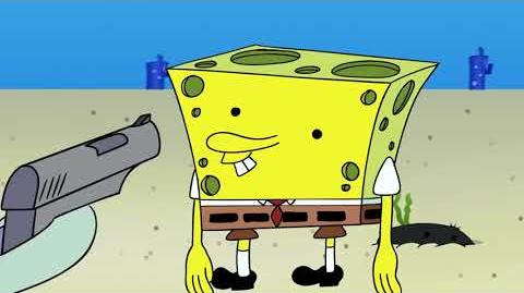Youtube Rewind 2017 but when it gets cringy, Spongebob gets shot
