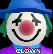 Drinks clown