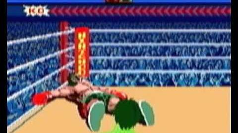 Pizza Pasta - Punch-Out!! (Arcade)