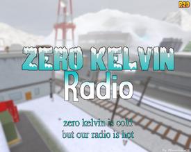 ZeroKelvinRadio Logo