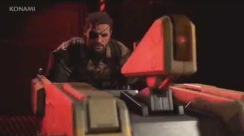 A Weapon to Surpass Metal Gear Scene