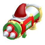 Tri-Blaster - Christmas
