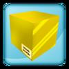 GoldenBoxWithCsGoSkinsCrate